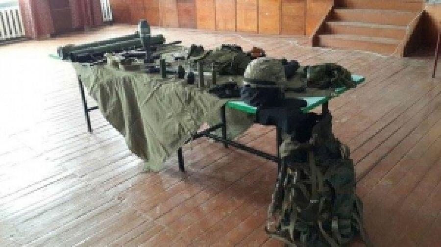 Занимаемся военно-патриотическим воспитанием школьников...