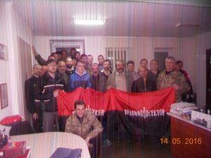 Рабочая поездка руководства ПС на Харьковщину