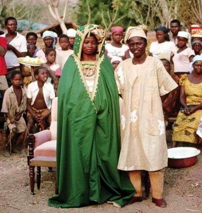 нигерийская невеста
