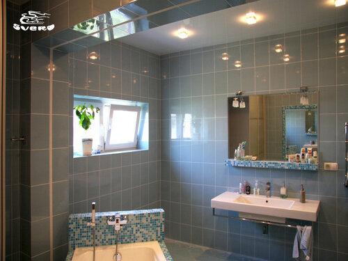 034. ванная комната, мозаика, интерьер