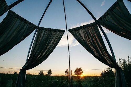 Палатка-шатер