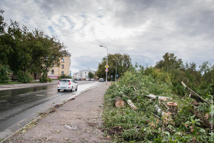 Октябрьский проспект Саров