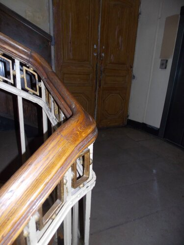 Лестница Красного Октября