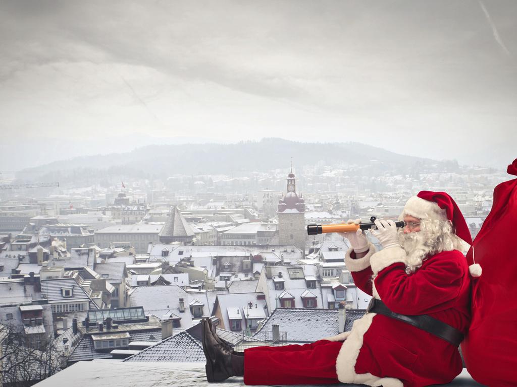 Ученые рекомендовали Санта-Клаусу переехать вЙокмокк