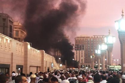 ВСаудовской Аравии арестованы 19 подозреваемых впричастности ктерактам