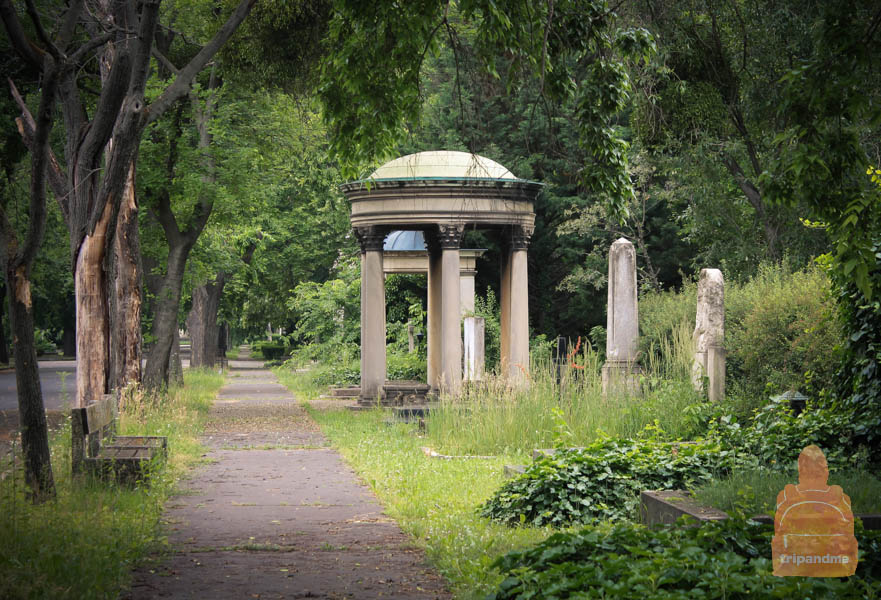 Кладбище Керепеши