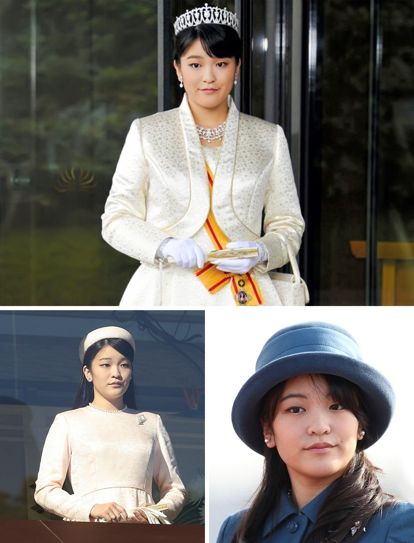 4. Принцесса Мако, Япония Принцесса Мако Акисино — старшая внучка правящего императора Японии Акихит
