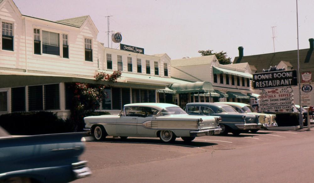 Место не известно, 1960 год.