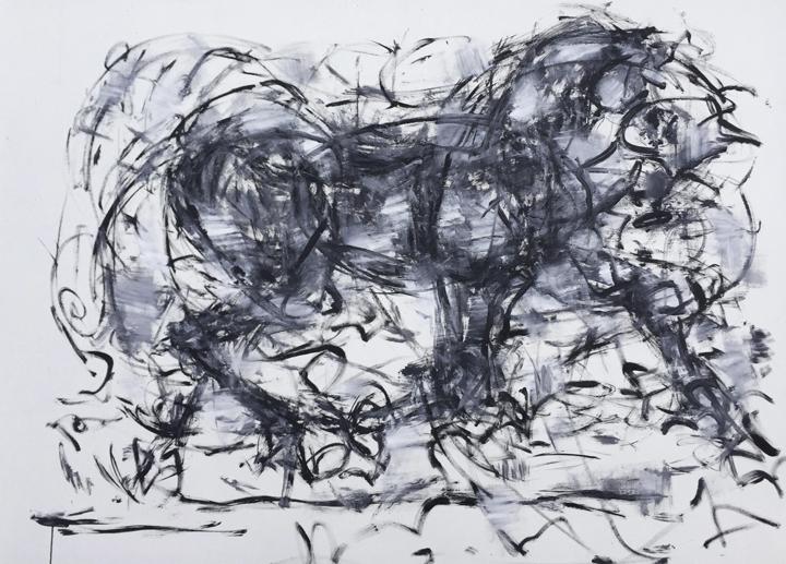 В своих картинах, вошедших в исландскую серию, Тернер пытается запечатлеть свою эмоциональную реакци