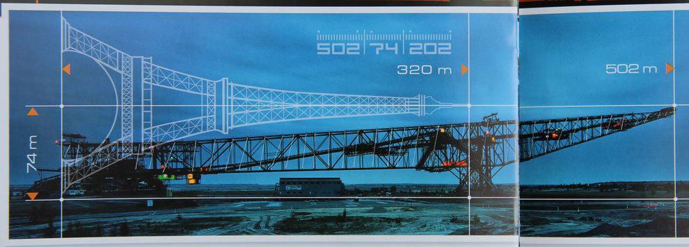 7. Первый транспортно-отвальный мост был построен в Германии в 1924 году в поселке Плесса, и с
