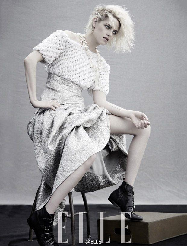 Кристен Стюарт в Elle China