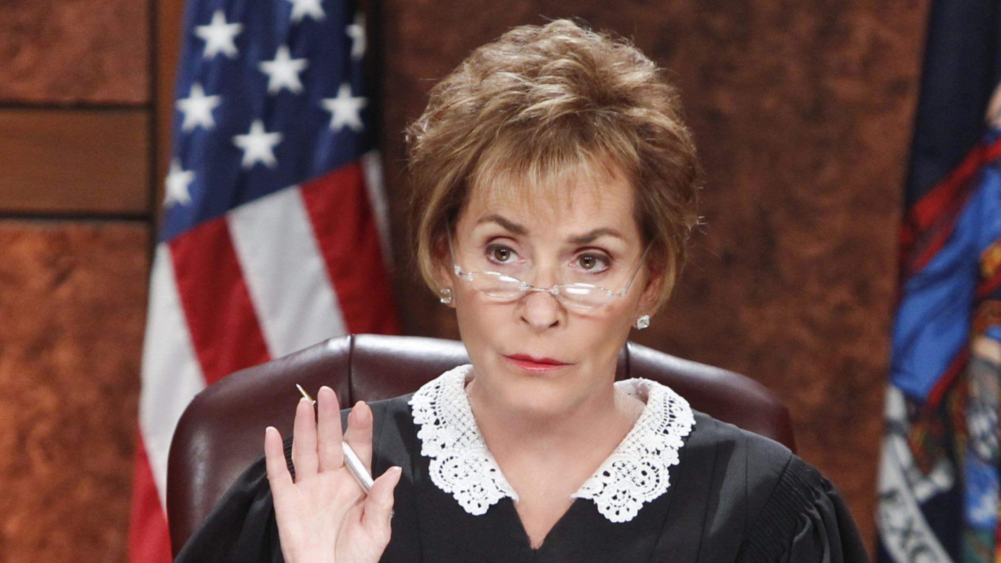 Как спорить с судьей Джуди. Судья Джуди — героиня популярного в США судебного шоу. Студенты калифорн