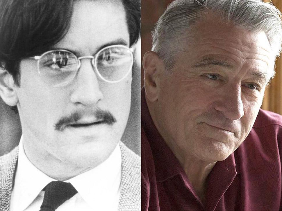 Роберт Де Ниро: «Приветствия» (1968) и «Дедушка легкого поведения» (2016).