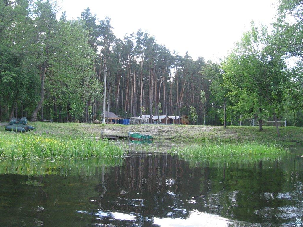 База отдыха возле Климентово