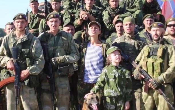 Юлия Чичерина посвятила новейшую песню защитникам Донбасса