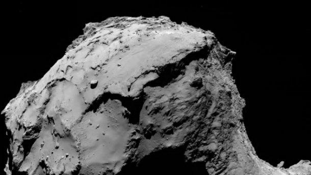 Сегодня аппарат Rosetta столкнется скометой Чурюмова-Герасименко