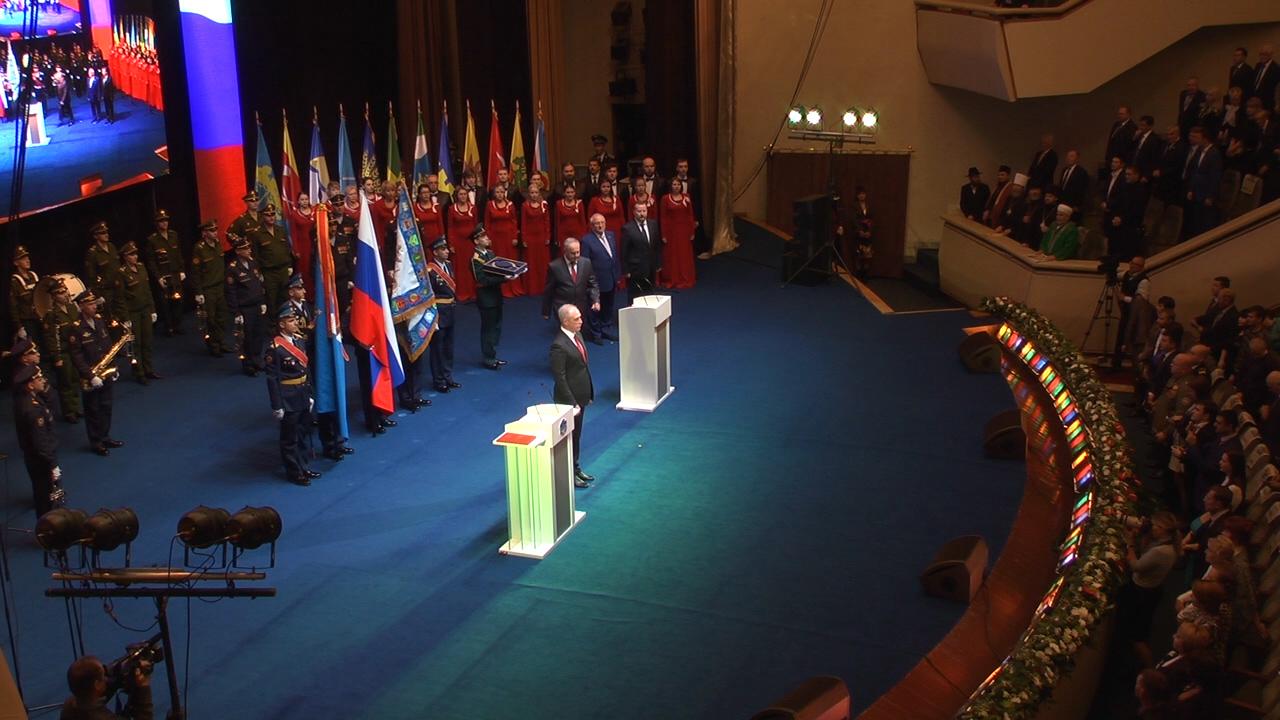 Губернатор Ульяновской области официально вступил вдолжность