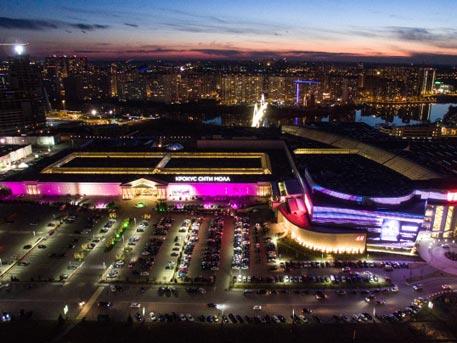 В российской столице выставочный центр эвакуировали из-за учебной тревоги