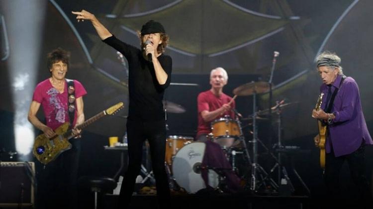 The Rolling Stones отменили концерт вЛас-Вегасе из-за болезни солиста
