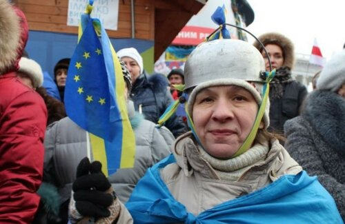Анозогнозия украинства