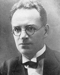 Пильняк Борис Андреевич - русский советский писатель