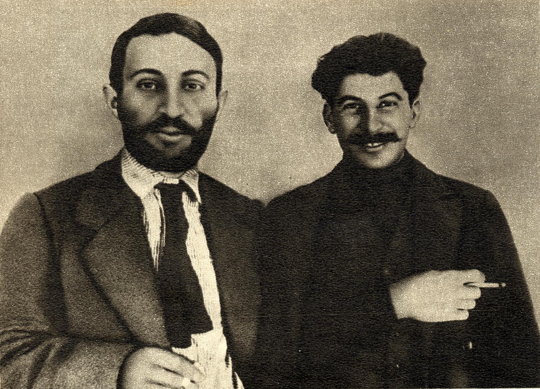 Спандарян Сурен Спандарович-Сталин Иосиф Виссарионович