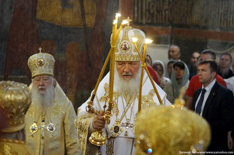 16. Новодевичий. Патриарх Кирилл. 07.07.16.17..jpg