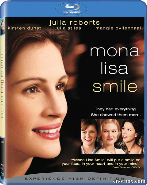 Улыбка Моны Лизы / Mona Lisa Smile (2003/BDRip/HDRip)