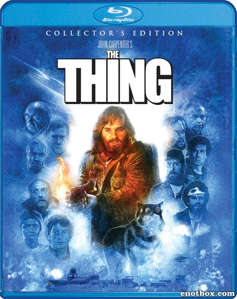 Нечто / The Thing [4K Remastered] (1982/BDRip/HDRip)