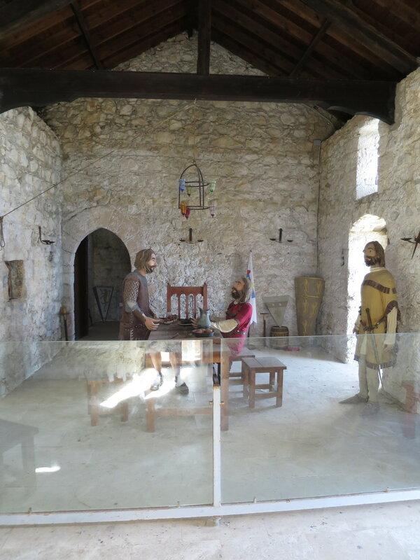 Св. Илларион. Комната кастеляна