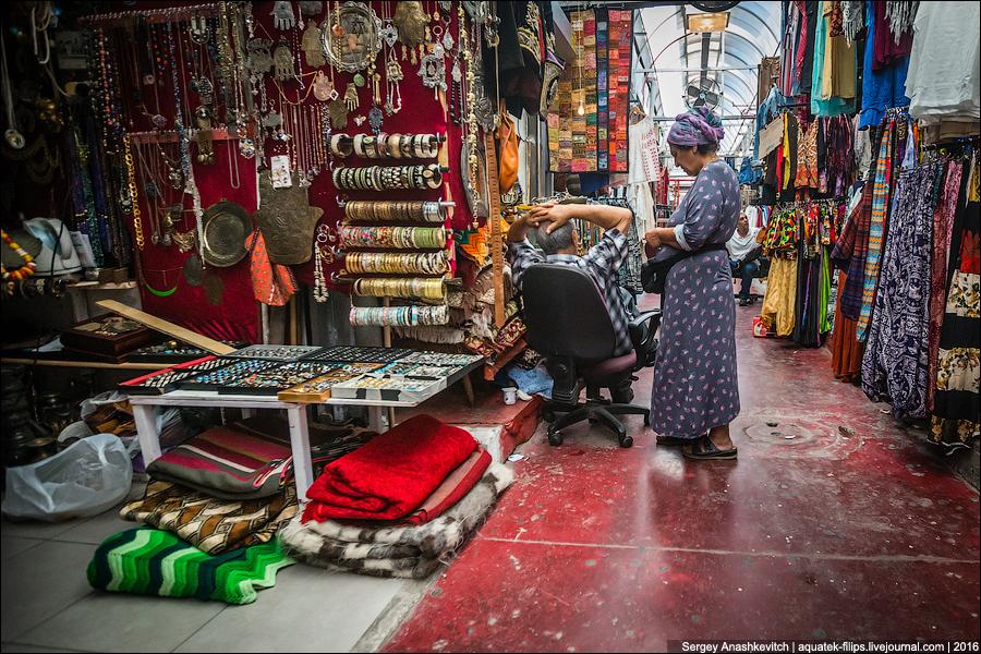 Блошиный рынок Яффо