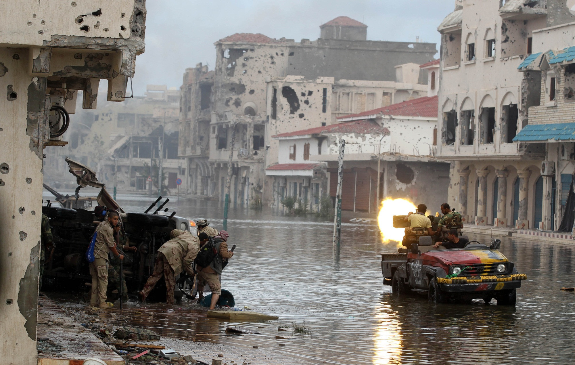 war in syria The syrian civil war is a conflict between its long-serving government and those seeking to boot it out of office the assad family has held power in syria since 1971 first it was hafez al-assad.