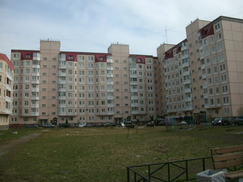 Центральная ул. 8к1