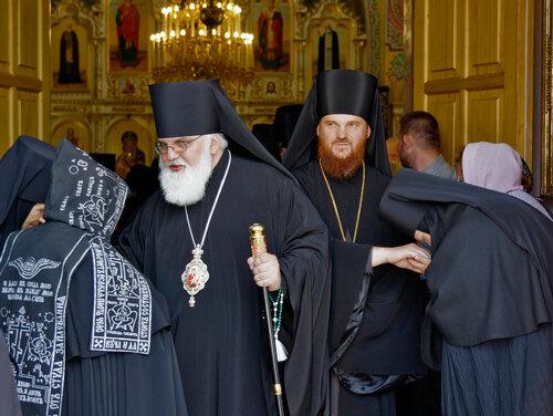 Мало-Дивеевский Серафимовский монастырь