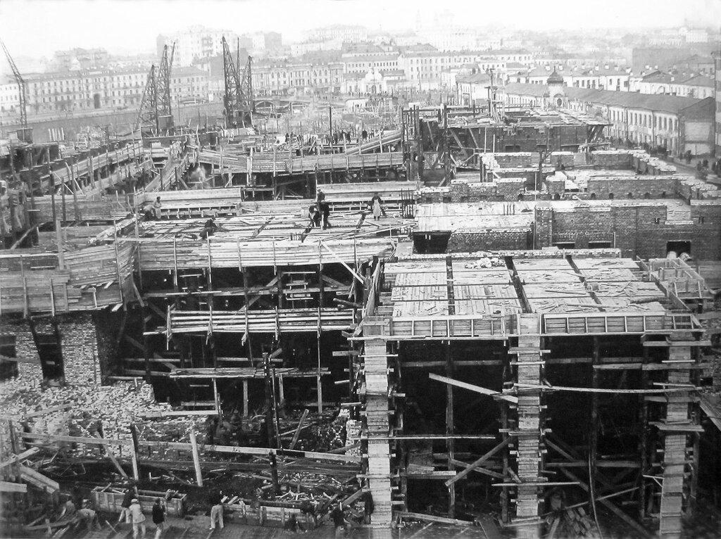 291077 Первые этажи 1-го Дома советов ЦИК и СНК 1929.jpg