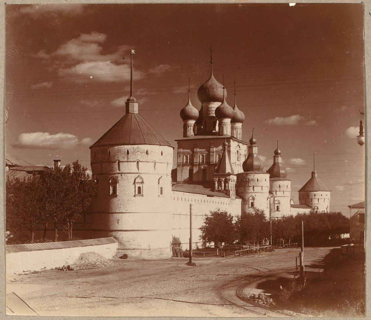 Кремль с северо-запада