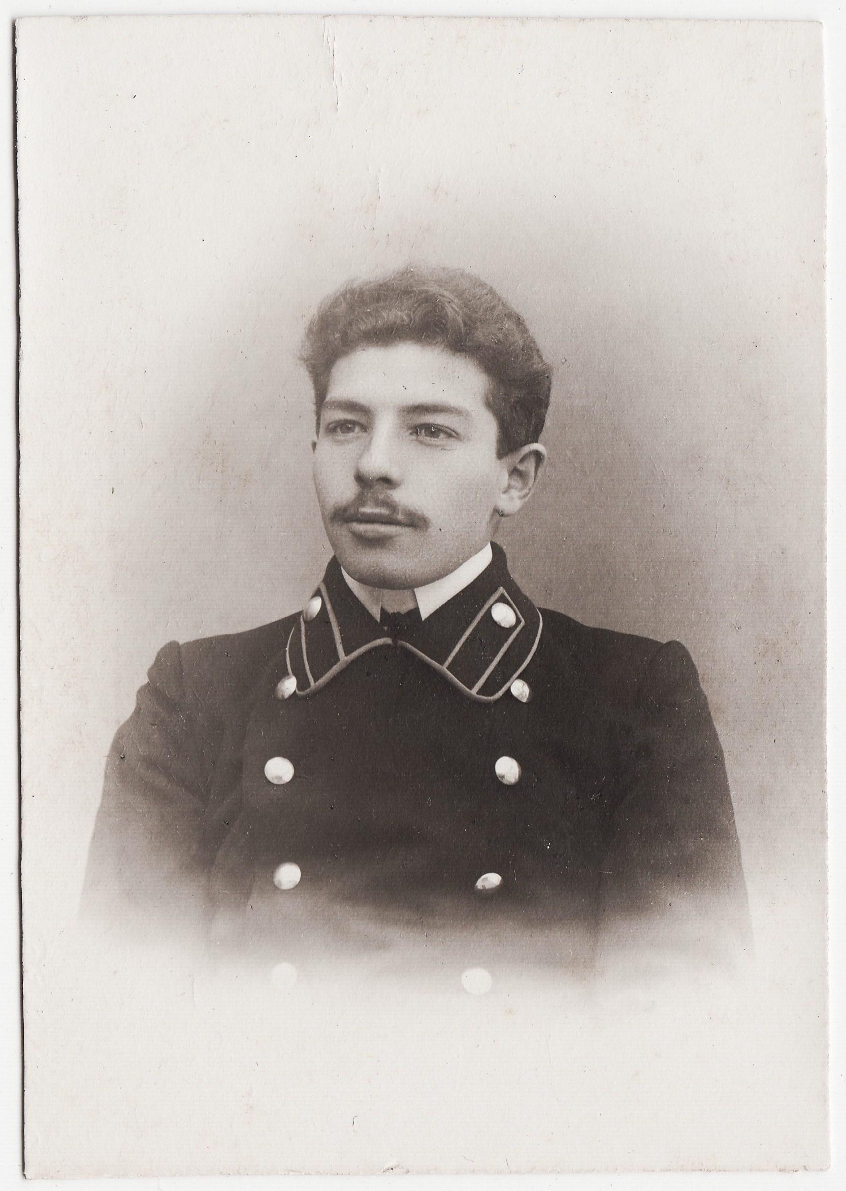 Студент Вог-де-Камю Александр Васильевич. I отделение разряд 2. (06.09.1930 - арестован. Приговорён к 5 годам ИТЛ)
