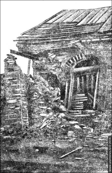 Сталинский (Тисовский) рудник Карабаш