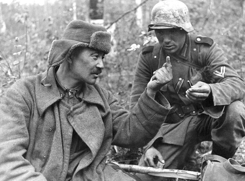 советские военнопленные, русские пленные, русские в плену, пленные красноармейцы
