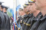 У памятника погибшим кораблям в Астрахани установили памятные плиты