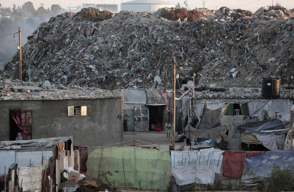 Трущобы Сектора Газа