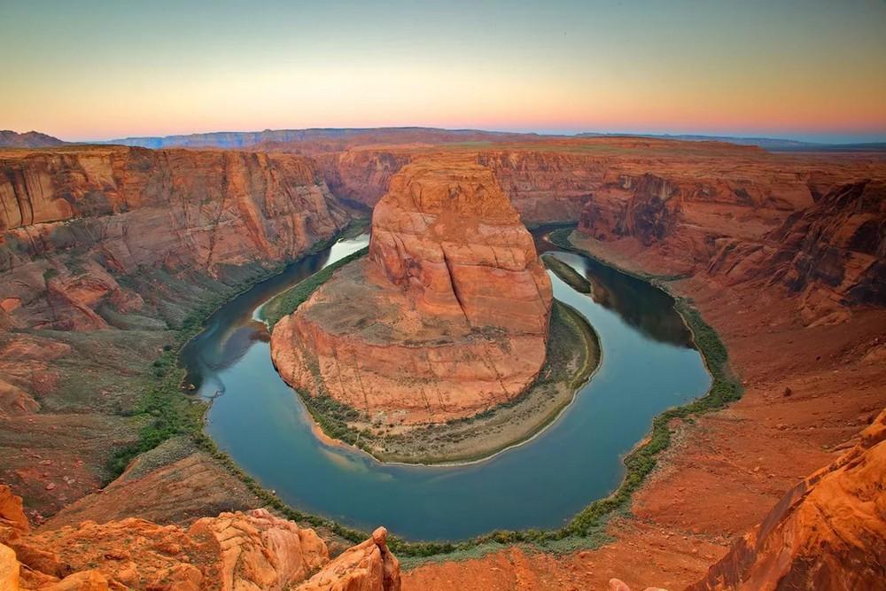 Самые глубокие каньоны на Земле