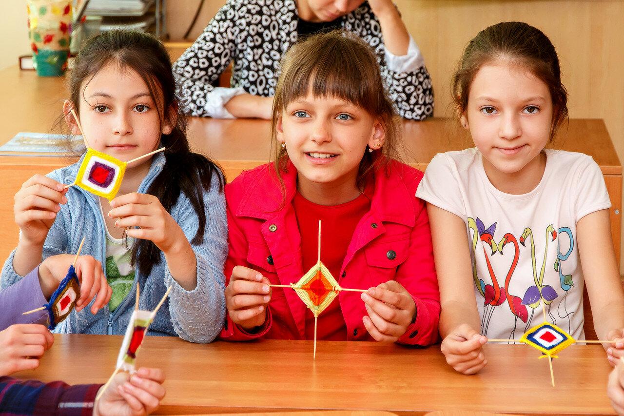 Поделки в детских лагерях 26