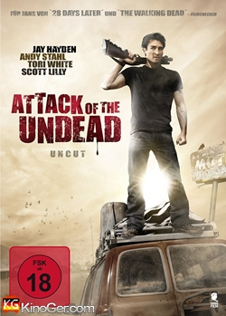 Attack of the Undead (2011)