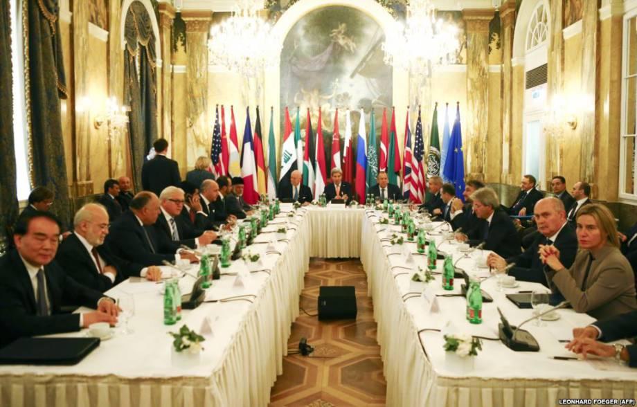 Переговоры по Сирии с участием Керри и Лаврова завершились без объявления результатов