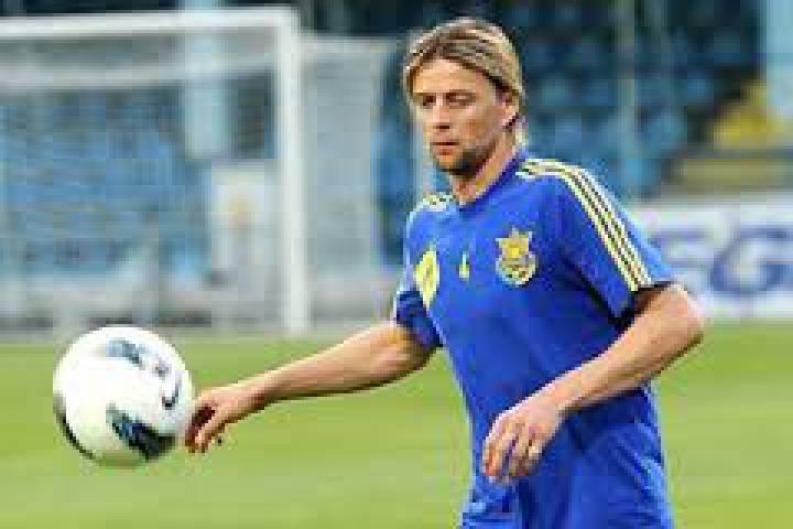 Тимощук заявил о завершении карьеры в сборной Украины