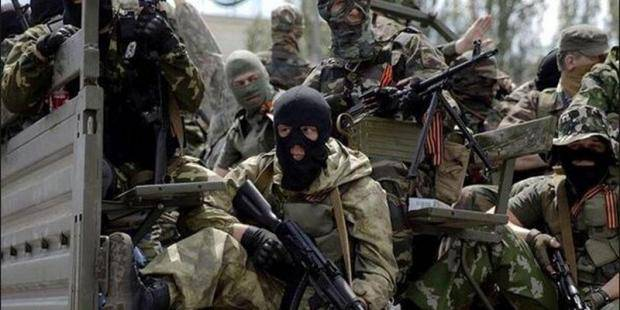 Ситуация на Донбассе: Террористы атаковали силы АТО в районе Новоалександровки и Троицкого