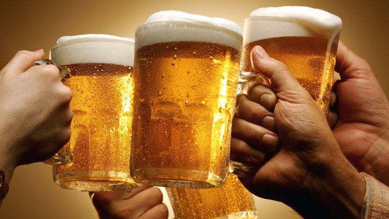 С Днем Пивовара! Пиво для кампании!