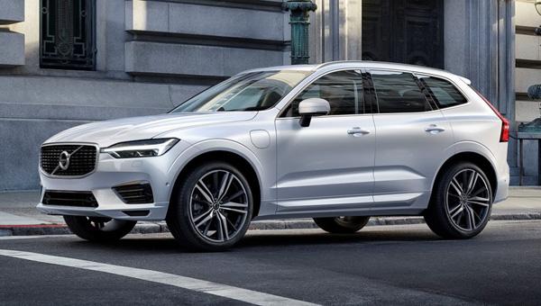 Самый дорогой Volvo XC60 обойдется в почти 70 тыс. $