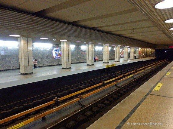 Новосибирск. Новосибирский метрополитен